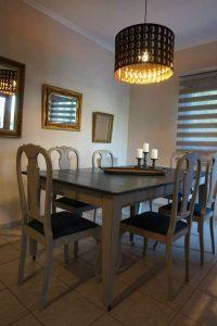 Αφιέρωμα: Τραπεζαρία 3 Annie Sloan Greece