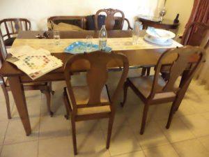 Αφιέρωμα: Τραπεζαρία 2 Annie Sloan Greece