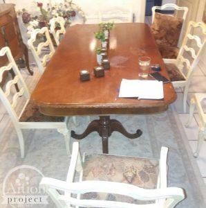 Αφιέρωμα: Τραπεζαρία 25 Annie Sloan Greece