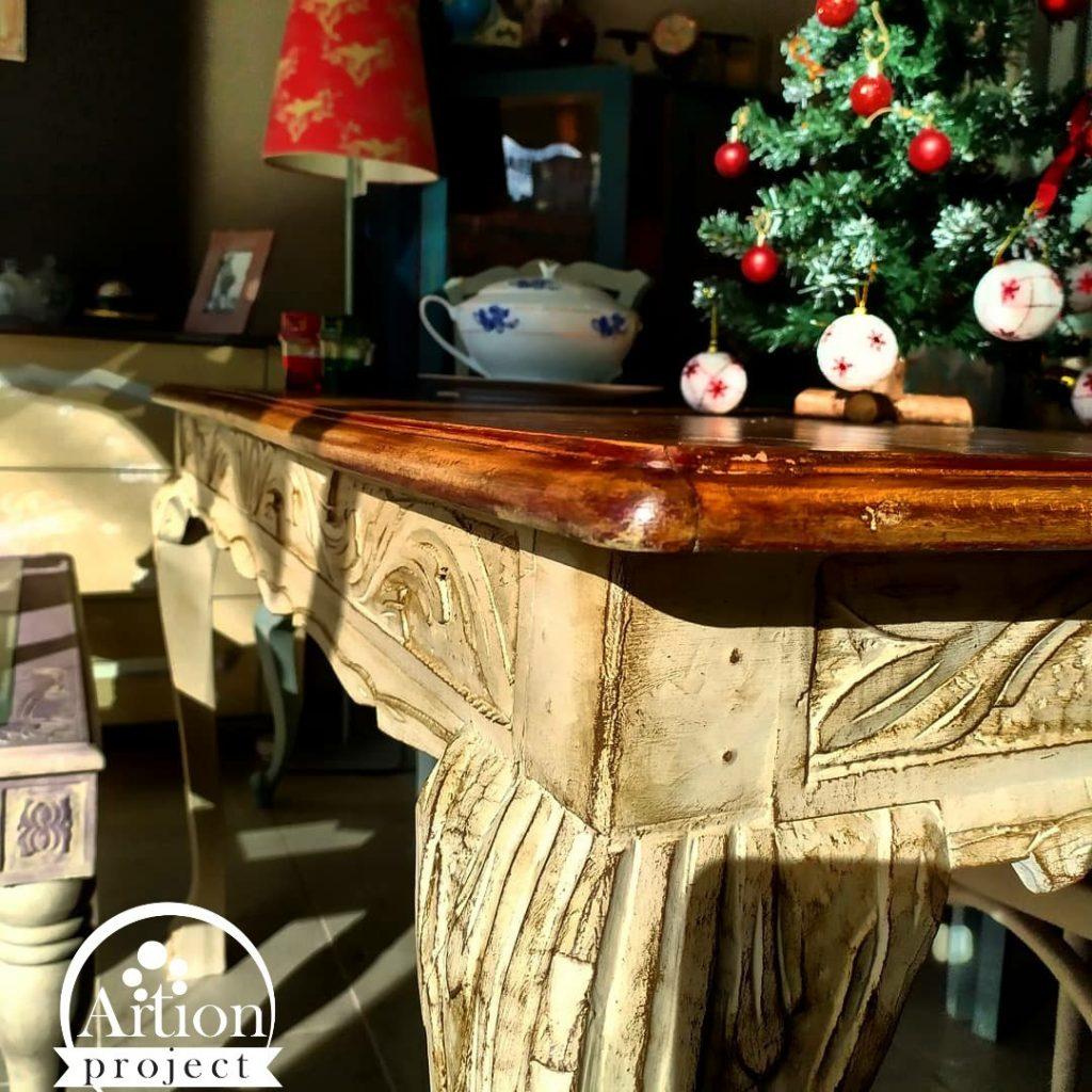 Αφιέρωμα: Τραπεζαρία - 10 παλιές τραπεζαρίες αναπαλαιώνονται! 29 Annie Sloan Greece