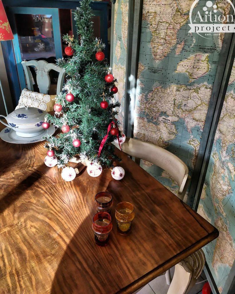 Αφιέρωμα: Τραπεζαρία - 10 παλιές τραπεζαρίες αναπαλαιώνονται! 30 Annie Sloan Greece